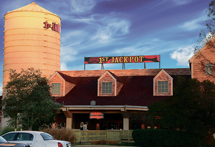 1st Jackpot Casino located in Tunica, MS #1