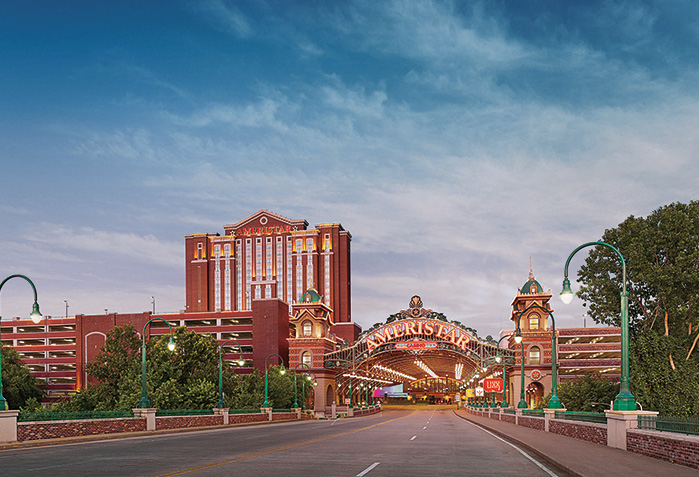 Ameristar St. Charles located in St. Charles, MO #1