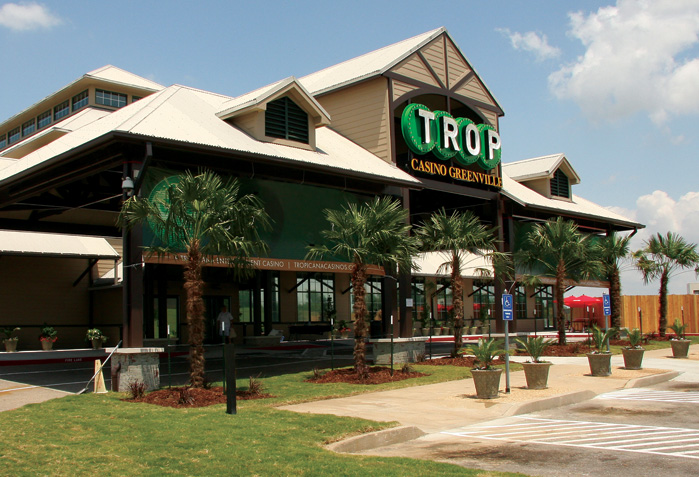 Trop Casino Greenville located in Greenville, MS #1