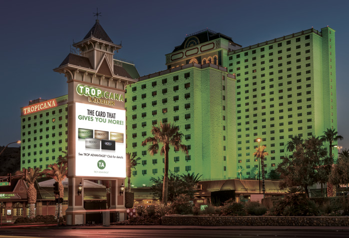 Tropicana Laughlin located in Laughlin, NV #1