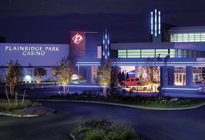 Plainridge Park Casino located in Plainville, MA #1
