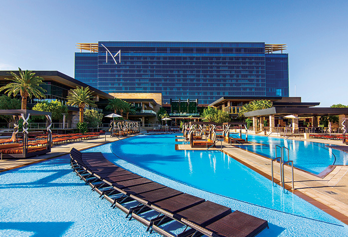 M Resort located in Henderson, NV #1