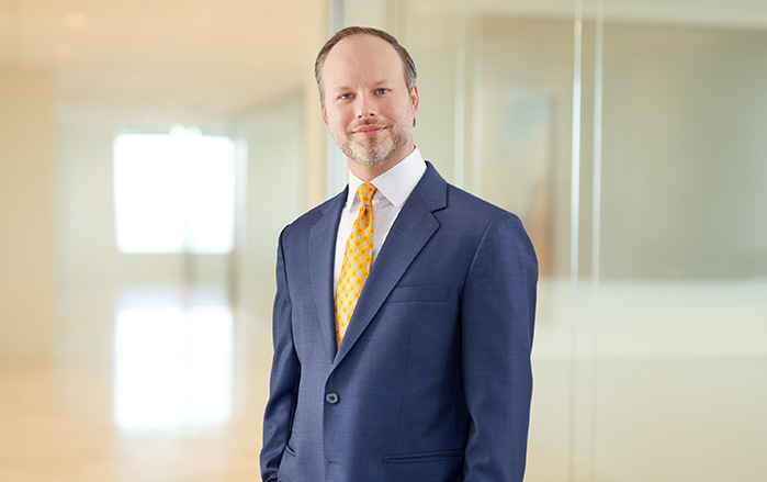 Matthew Demchyk, Sr. Vice President, Chief Investment Officer